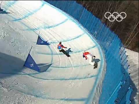 Men's Snowboard Cross - Final -Turin 2006 Winter Olympic Games