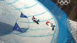 Men's Snowboard Cross - Final -Turin 2006 Winter Olympic Games
