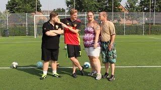 CROSSBAR CHALLENGE VS. HENK&INGRID EN VVBASVV!