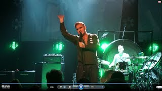 "Morrissey- ""Hand in Glove"" into ""Speedway"" @ MahaffeyTheater, St. Petersburg, FL - 5/30/14"