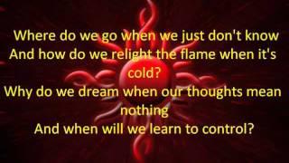 Godsmack- Serenity (lyrics)
