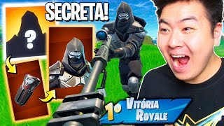 I WAITED MORE THAN 50 DAYS TO WIN THIS SECRET SKIN *!! -Fortnite Battle Royale