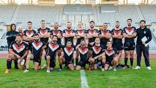 Rhodes Knights vs Aris Eagles 27-01-2018 part 1