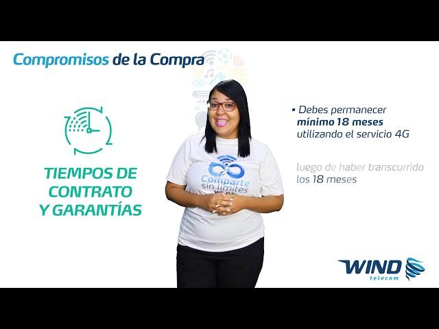 Compromisos de la Compra Wind Telecom