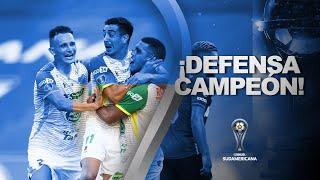 Lanús vs. Defensa y Justicia [0-3] | RESUMEN | FINAL | CONMEBOL Sudamericana
