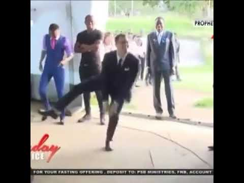 Innocent Mumba Another Level Dance Challenge