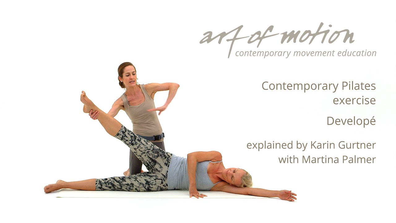 Develop The Movement Anatomy Of This Wonderfully Effective Pilates