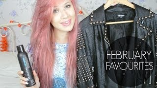 February Favourites 2014 Thumbnail