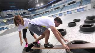 Mercedes-Benz DETOUR 2014 Dubai - Official video