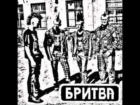 Бритва - Obsch Ubljudkov (punk Russia)