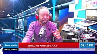Jesus Christ Alone { Pastor Straker }
