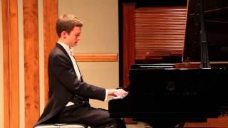 Schumann - Aufschwung (Soaring), Fantasiestück Op. 12