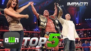 5 Most Epic Multi-Title Wins | GWN Top 5