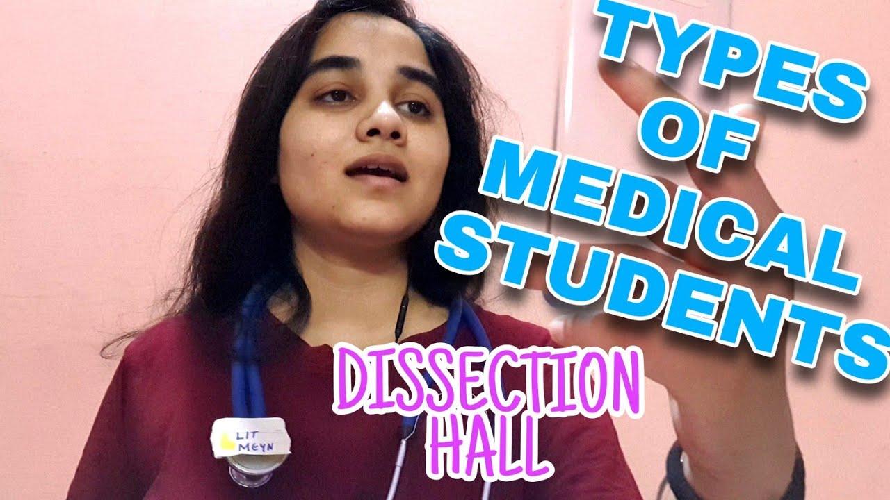 Types of Medical Students ~ MBBS India ~ Pavitraa Shankar