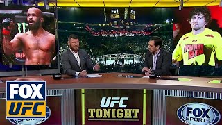 The UFC on FOX crew reacts to Demetrious Johnson's trade away from the UFC | UFC TONIGHT