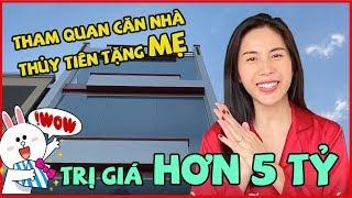 Tham quan căn nhà hơn 5 tỷ Thuỷ Tiên mua tặng mẹ ở quê Rạch Giá Kiên Giang (LIFE STYLE)