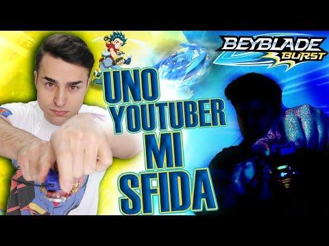 YOUTUBER VIENE A SFIDARMI A CASA MIA! Questo è INACCETTABILE! | Beyblade Burst Ita