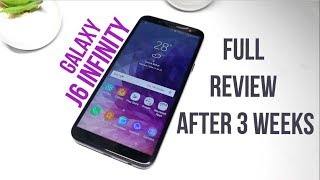 J6 infinity Full Indepth Review after 3 Weeks of Usage in Hindi