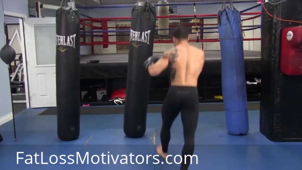 Mma Heavy Bag Workout Punching Combinations
