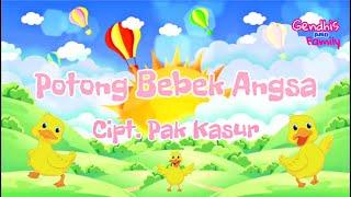 Lagu Potong Bebek Angsa | Lagu Anak Indonesia Populer
