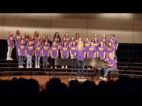 East Coweta Middle School Chorus Concert(4)