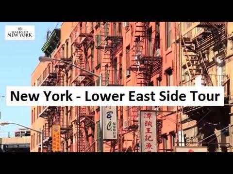 Lower East Side New York Tours - Walks of New York