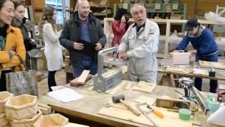 видео Мастерим деревянные игрушки своими руками: виды изделий