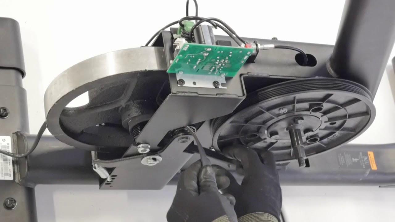 18fe4e6ae3b7ed Changement de roue d'inertie sur un Domyos Bike 500 ? - YouTube