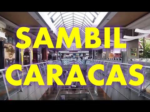 SAMBIL CARACAS CONOCE Y VISITA LAS TIENDAS EN EL SAMBIL CARACAS VENEZUELA