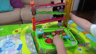 Anpanman Toys  Doll アンパンマン おもちゃ コロロンパークあそび thumbnail