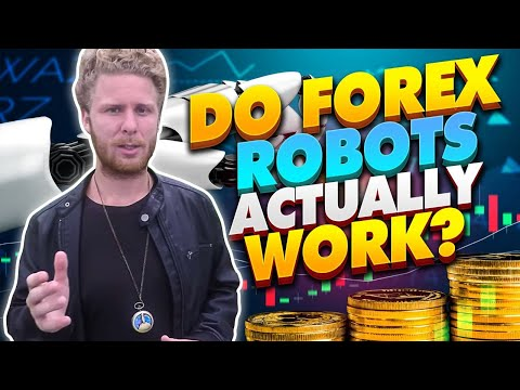 Do Forex Trading EA's actually Work and make money? lets find out!