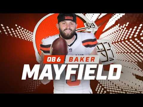 Baker Mayfield Full Browns Debut Highlights vs. Jets | NFL