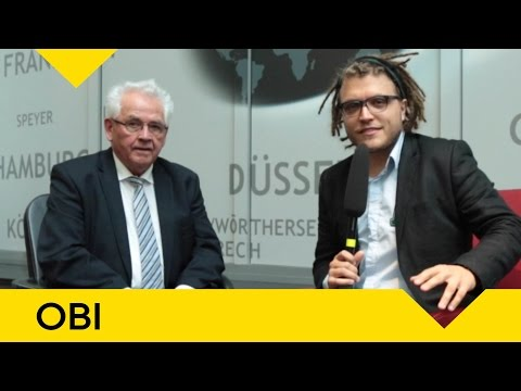OBI-Gründer Manfred Maus gibt Tipps für eine erfolgreiche Gründung