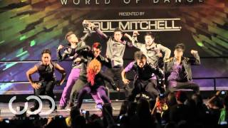 Quest Crew - World of Dance Los Angeles 2011