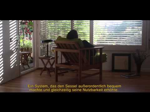 Klappsessel CUSÍ Get BCN Design - deutsch