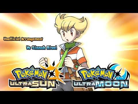Pokémon Ultra Sun & Ultra Moon - Sinnoh Rival Battle Theme Remix (Unofficial)