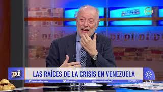 La visión de Juan José Arteaga, embajador uruguayo en Venezuela entre 1999 y 2004