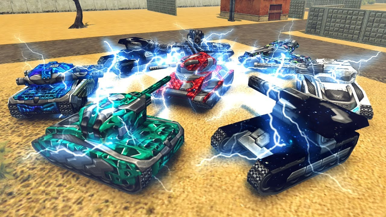 Which is the BEST OVERDRIVE? | Tanki Online New Update Testing and Review