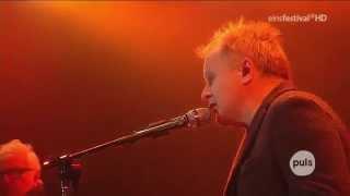 Herbert Grönemeyer - Roter Mond Live bei 'WIR - Stars Sagen Danke!' in München 2015 - HD