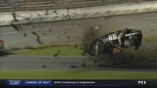 NASCAR Camping World Truck Series 2017. Texas Motor Speedway. Last Laps
