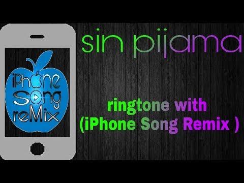Becky G, Natti Natasha - Sin Pijama_-ringtone_-with_-(Iphone Song Remix)