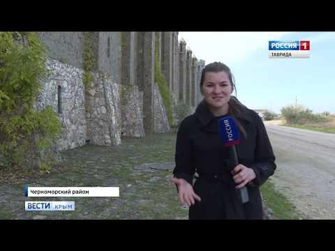 Где в Крыму стоит дом без фундамента и замок? ТОП необычных домов