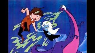 Jack y la Bruja (Anime - 1967) - Trailer