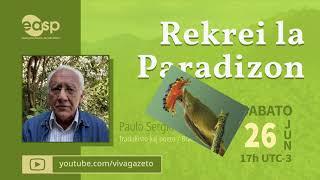VINJETO: Rekrei la Paradizon – PAULO SERGIO VIANA