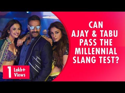 WHAT?! Is Ajay Devgn The Reason That Tabu NEVER Got Married? | De De Pyaar De Mp3