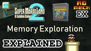 Super Mario Land 2 - Memory Exploration