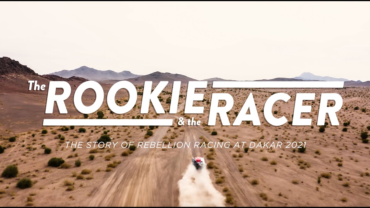 The Rookie & The Racer: The Story of Rebellion Racing at Dakar 2021, Pt.1