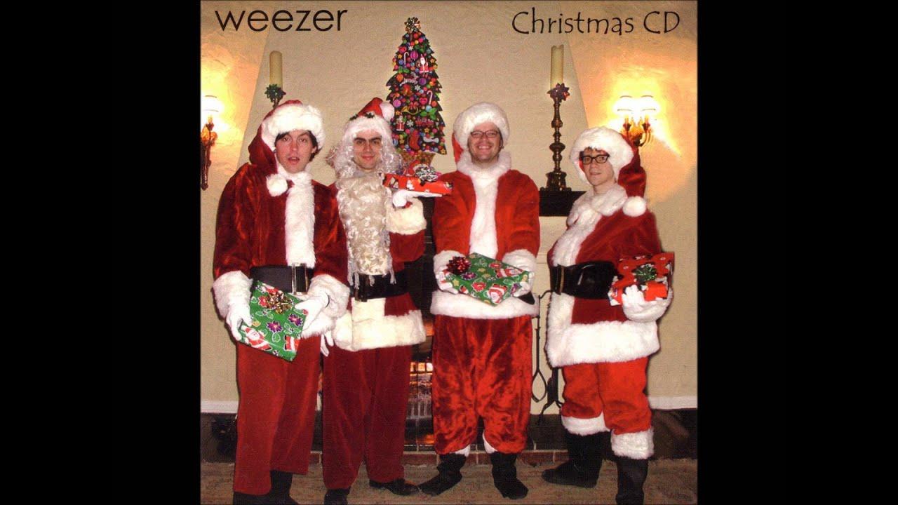 Weezer - The Christmas Song - YouTube