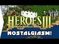 Heroes of Might & Magic III HD ► Nostalgic Medieval Week HoMM Gameplay! - [Nostalgiasm]