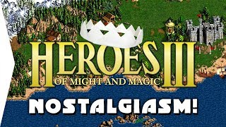 Heroes of Might & Magic III HD ► Nostalgic Medieval Week Gameplay! - [Nostalgiasm]